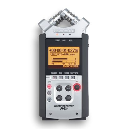 Zoom H4n Professional Handy Recorder