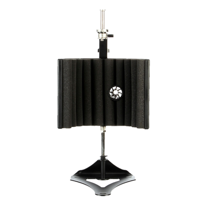 Sound Music sE Reflextion Filter with Stand for Guitar Cabinets - Front