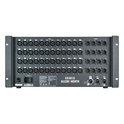 Allen & Heath 48 XLR Input / 16 XLR Output Portable GX Expander with DX Sockets - Front
