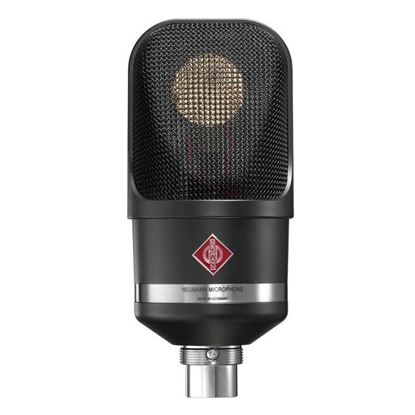 Neumann TLM107 Condenser Microphone Rear - Black