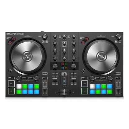 Native Instruments Traktor Kontrol S2 MK3 2 Deck DJ Controller