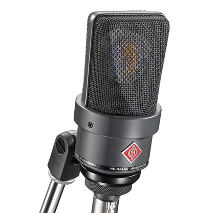 Neumann TLM103MT Condenser Microphone in Wooden Box with SG2 Swivel Mount - Black