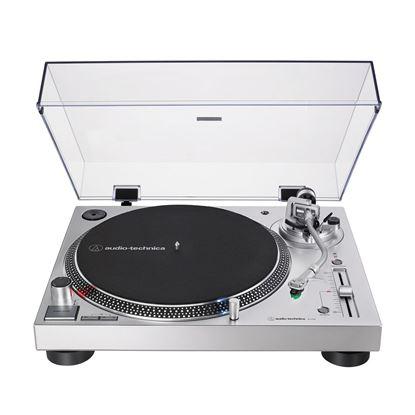 Audio Technica LP120XUSB Direct Drive Turntable - Silver