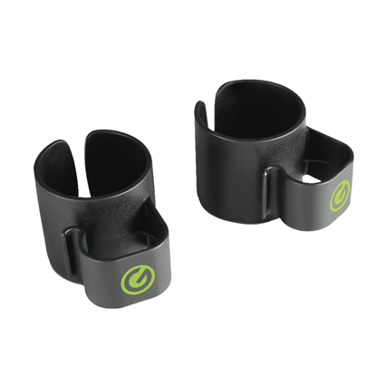 ravity GSACC35B Speaker Stand Cable Clip (Pair) - Front