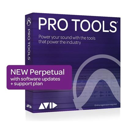Avid Pro Tools Perpetual Licence (Boxed Copy)