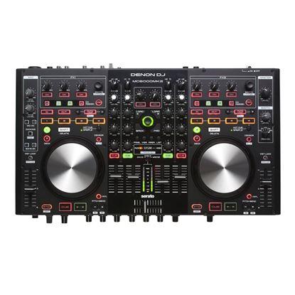 Denon DJ MC6000Mk2 Top View