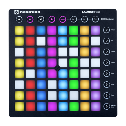 Novation Launchpad MK2 64 Pad Ableton Live Grid Controller