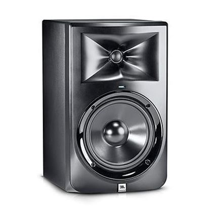 JBL LSR308 8 inch Two - Way Powered Studio Monitor Speaker Front