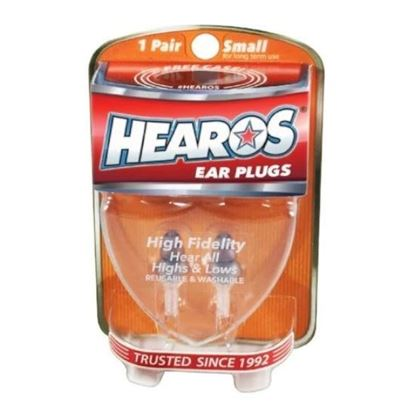 Hearos HS311 Smalll High Fidelity Series Ear Plugs