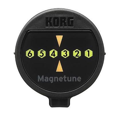 Korg MG-1 Magnetune Guitar Tuner - Front