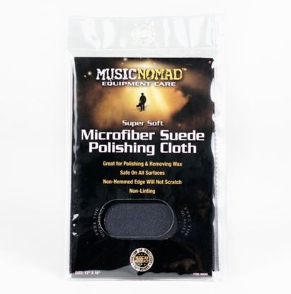 Music Nomad MN201 Suede Polish Cloth
