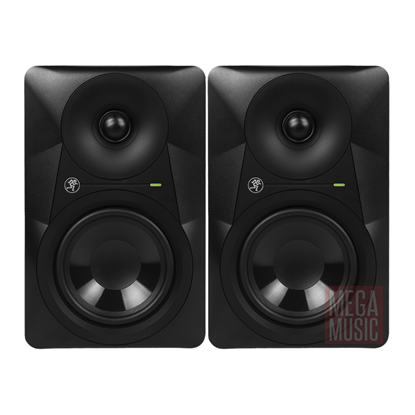 Mackie MR524 5 inch Powered Studio Monitors - (PAIR) - Front