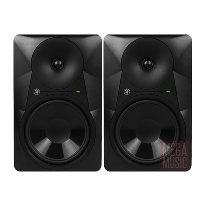 Mackie MR824 8 inch Powered Studio Monitors - (PAIR) - Front