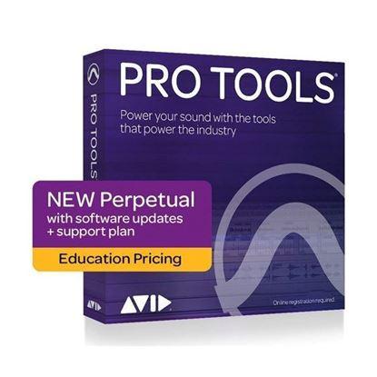 Avid Pro Tools Perpetual Licence (EDU Student Teacher Version)