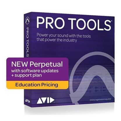Avid Pro Tools Perpetual Licence (EDU Student Teacher Version) - Electronic Delivery