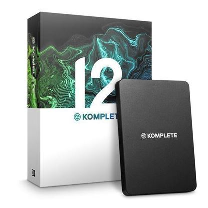 Native Instruments KOMPLETE 12 UPDATE Music Production Suite