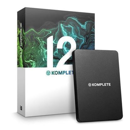 Native Instruments KOMPLETE 12 SELECT - ULTIMATE UPGRADE Music Production Suite
