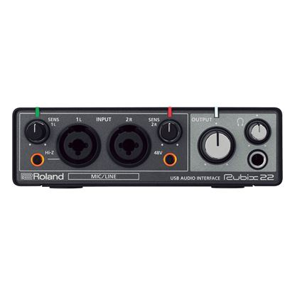 Roland Rubix22 USB Audio Interface (Rubix 22)