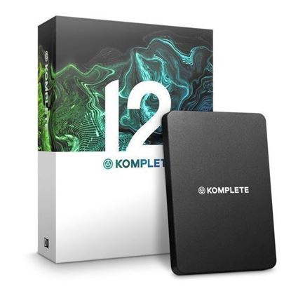 Native Instruments KOMPLETE 12 STANDARD - COLLECTORS EDITION UPGRADE Music Production Suite