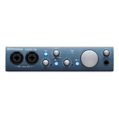 Presonus AudioBox iTwo 2x2 USB 2.0 Ipad Interface