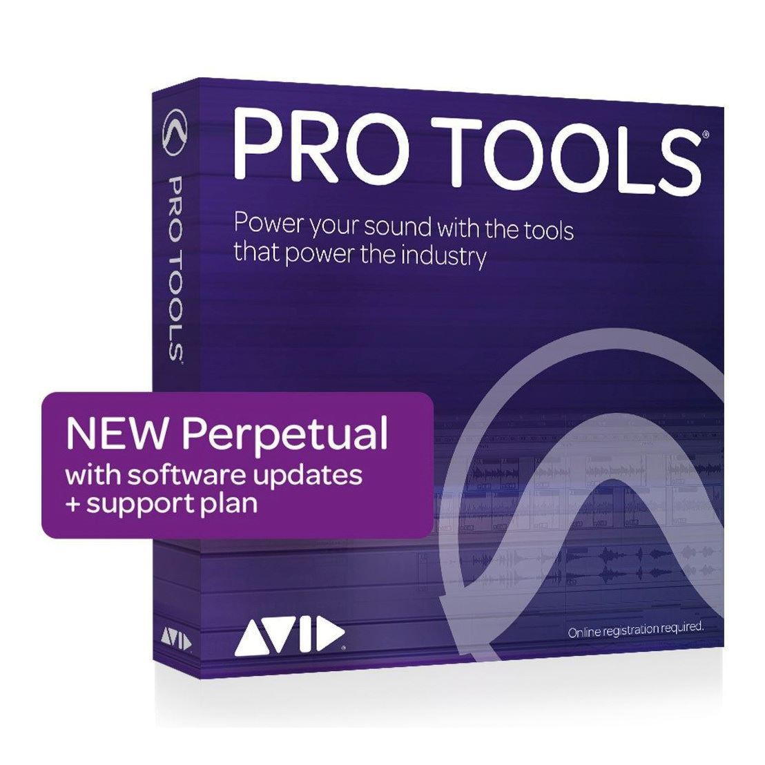Avid Pro Tools Perpetual Licence (Electronic Delivery)