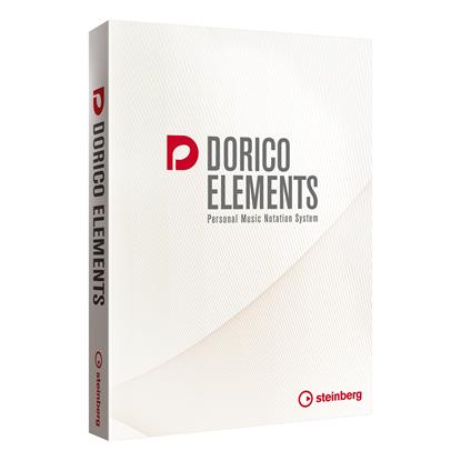 Steinberg Dorico Elements 2 Music Notation Software