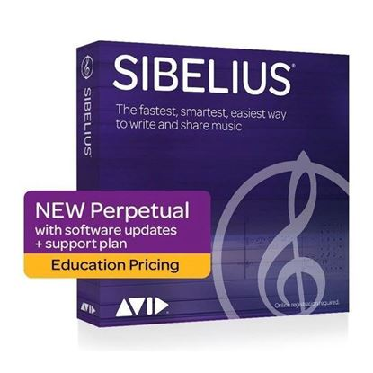 Avid Sibelius Perpetual License Education Version (Electronic Delivery)