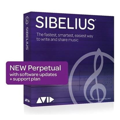 Avid Sibelius Perpetual License (Electronic Delivery)