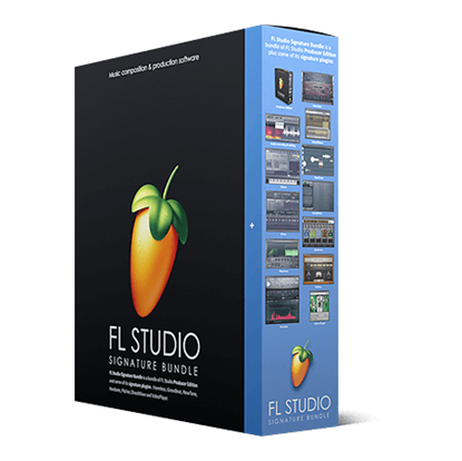Image Line FL Studio 20 - Signature Bundle