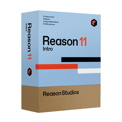 Propellerhead Reason 11 - Intro DAW Recording Software