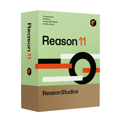 Propellerhead Reason 11 Standard DAW Recording Software
