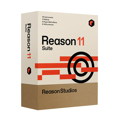 Propellerhead Reason 11 Suite DAW Recording Software
