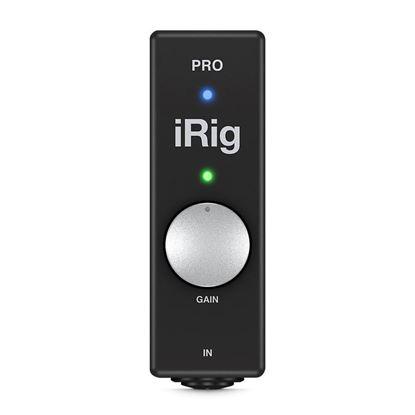 IK Multimedia iRig PRO Audio MIDI Interface
