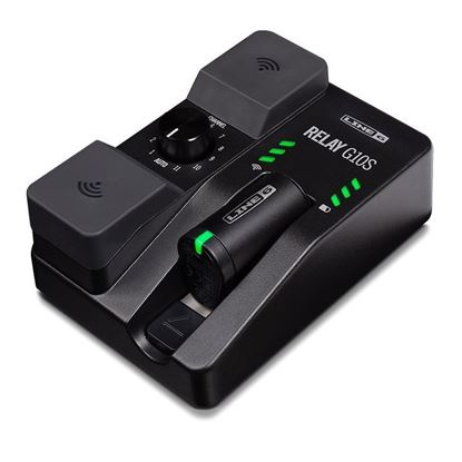 Line 6 Relay G10S Wireless Guitar System - Top
