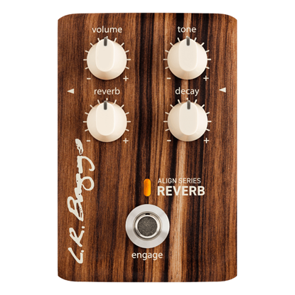 LR Baggs Align Series Reverb Acoustic Guitar Effects Pedal
