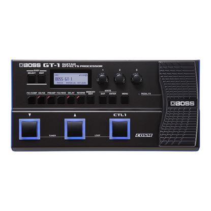 Boss GT-1 Guitar Effects Processor (GT1)