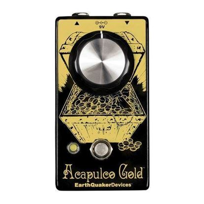 Earthquaker Devices Acapulco Gold Power Amp Distortion V2 Effects Pedal Top