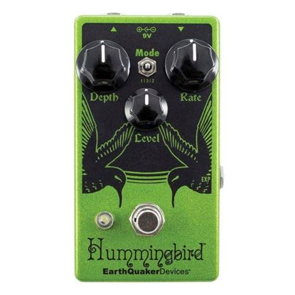 Earthquaker Devices Hummingbird Repeat Percussions V4 Effects Pedal Top