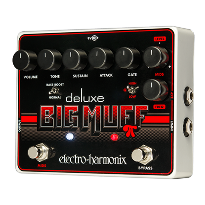 Electro Harmonix EHX Deluxe Big Muff Pi Guitar Effects Pedal