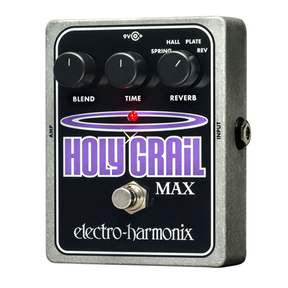 Electro Harmonix EHX Holy Grail Max Reverb Guitar Effects Pedal