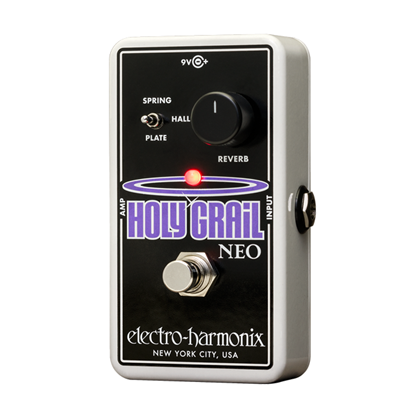Electro Harmonix EHX Holy Grail Neo Reverb Guitar Effects Pedal
