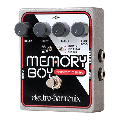 Electro Harmonix EHX Memory Boy Guitar Effects Pedal