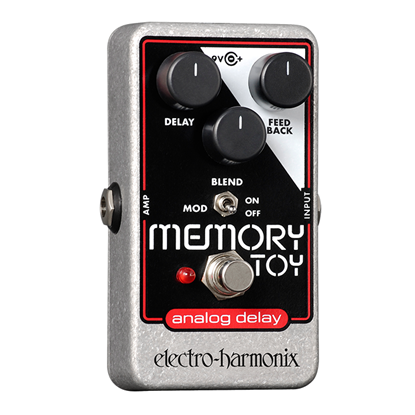 Electro Harmonix EHX Memory Toy Guitar Effects Pedal