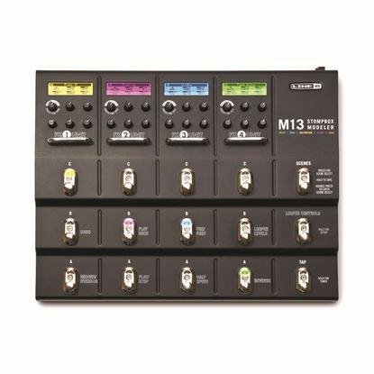 Line 6 M13 Stompbox Modeller Effects Processor Pedal