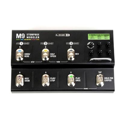 Line 6 M9 Stompbox Modeller Effects Processor Pedal