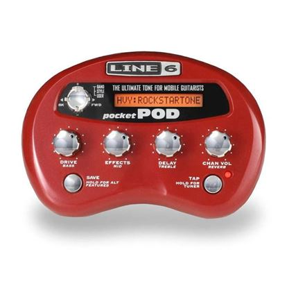 Line 6 Pocketpod Mini Battery Powered Pod