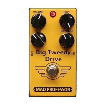 Mad Professor Big Tweedy Overdrive Guitar Effects Pedal