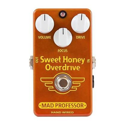 Mad Professor Sweet Honey Overdrive Deluxe Guitar Effects Pedal