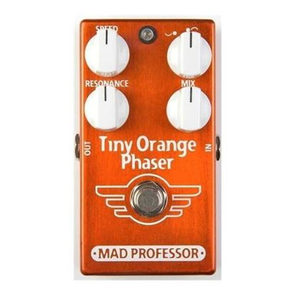 Mad Professor Tiny Orange Taser Guitar Effects Pedal