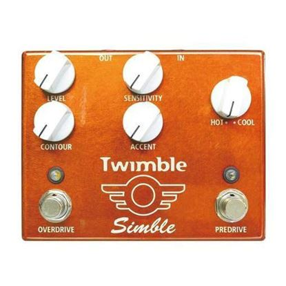 Mad Professor Twimble Distortion/Compression Guitar Effects Pedal